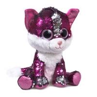 """Мягкая игрушка глазастик """"Котик Рубин"""" Fancy. 38638"""