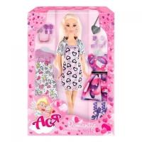 """Кукла Ася с аксессуарами """"Romantic Style"""" JIADIHONG. 38414"""