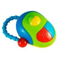 Детская интерактивная компьютерная мышка (свет, звук) BeBeLino. 38947