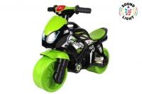 "Игрушка ""Мотоцикл"" зеленый Технок. 40259"