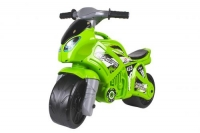 "Игрушка ""Мотоцикл"" зеленый Технок. 40187"
