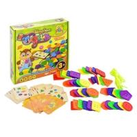"""Игра-шнуровка """"Пуговица"""" Fun Game. 35905"""