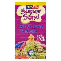 """Кинетический песок """"Super Sand"""", 500 г. PT Play Toys. 39433"""