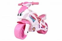 Мотоцикл розовый Технок. 40311