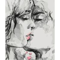 """Картина по номерам """"Ты - мой космос…"""" Идейка. 35315"""