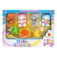 "Каруселька на кроватку ""Babe Bed Bell"" MEI LIN DA. 36219"