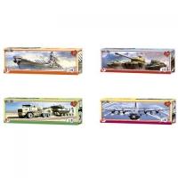 Набор пазлов Транспорт, 8 штук в коробке, 220 элементов JIADIHONG. 39255