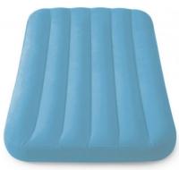 Матрас надувной, голубой Intex. 36060