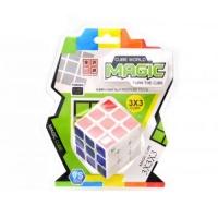 Кубик Рубика с таймером, белый YUANGUANG. 35690