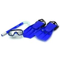 Набор для плавания синий JIADIHONG. 36103