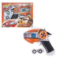 Пистолет проектор Eagle Gun JIA YU TOY. 36890