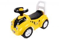 Автомобиль для прогулок Пчелка, со спинкой Технок. 40251