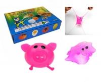 "Набор антистресс игрушек ""Свинка"", 12 штук JIADIHONG. 35642"