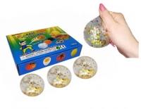 """Набор антистресс игрушек """"Мячик со звёздочками"""", 12 штук JIADIHONG. 35640"""