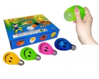 "Набор антистресс игрушек ""Лампочка"", 12 штук JIADIHONG. 35637"