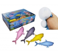 "Набор антистресс игрушек ""Акула"", 12 штук JIADIHONG. 35630"