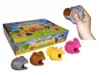 """Набор антистресс игрушек """"Динозавр с орбизами"""", 12 штук JIADIHONG. 35635"""