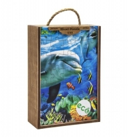 "Деревянные пазлы ""Дельфин"", 150 эл Tatev. 39227"