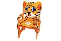 """Стульчик детский """"Тигр"""", деревянный Tatev. 40432"""