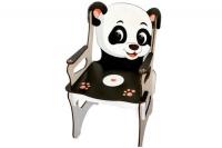 """Стульчик детский """"Панда"""", деревянный Tatev. 40430"""