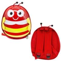 """Детский рюкзак """"Пчёлка"""" (красный) JIADIHONG. 34976"""