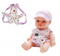 "Пупс резиновый ""Baby Kid"", розовый 12101 JIA YU TOY. 38786"