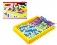 "Набор для лепки ""Heroes"" с песочницей E Play-Toy. 39446"