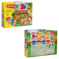 """Набор теста для лепки """"Ферма"""" E Play-Toy. 39399"""