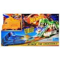 """Трек с запуском """"Hot Wheel: Крокодил"""" JIADIHONG. 36815"""