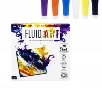 "Набор для творчества ""Fluid art"" Dankotoys. 39650"