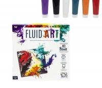 "Набор для творчества ""Fluid art"" Dankotoys. 39651"