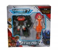 """Трансформер """"Athlon Robot"""", вид 2 Star Toys. 38079"""