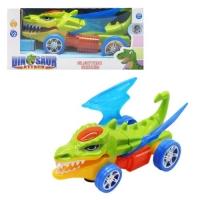 Машина-крокодил, салатовый JIADIHONG. 37312