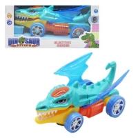 Машина-крокодил, бирюзовый JIADIHONG. 37311