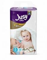 "Детские подгузники ""Jusy junior"" 5 (11-25 кг) Jusy. 40140"