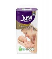 "Детские подгузники ""Jusy mini"" 2 (3-6 кг) Jusy. 40141"