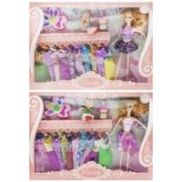 Кукла с гардеробом JIADIHONG. 38434