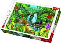 """Пазлы """"Тропический лес"""", 2000 элементов Trefl. 39269"""
