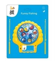 """Детский игровой набор """"Веселая рыбалка"""" Just Cool. 37884"""