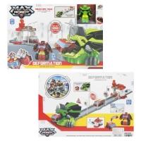 """Трек """"Triceratops Track"""" (зеленый) Ziyu Toys. 36799"""