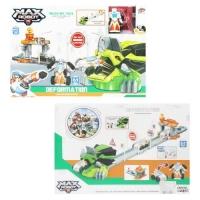 """Трек """"Triceratops Track"""" (белый) Ziyu Toys. 36798"""