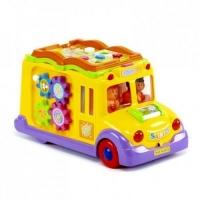"""Автобус музыкальный """"Забавный"""" Play Smart. 39978"""
