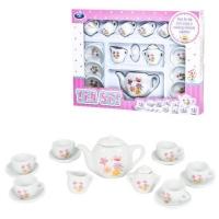 """Набор фарфоровой посудки """"Чайный сервиз"""" XINGXING YUAN. 37875"""