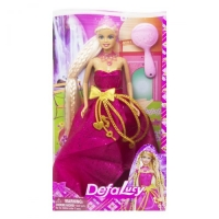 Кукла Defa: принцесса в малиновом JIADIHONG. 38401