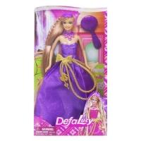 Кукла Defa: принцесса в фиолетовом JIADIHONG. 38402