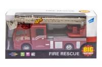 """Пожарная машинка """"Fire Rescue: с лестницей"""", инерционная DreamMakers. 37404"""