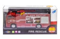 """Пожарная машинка """"Fire Rescue"""", инерционная DreamMakers. 37403"""