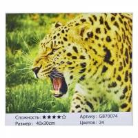 "Алмазная мозаика ""Хищник"" JIADIHONG. 39463"