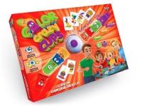 """Настольная развлекательная игра """"Color Crazy Cups"""", укр Dankotoys. 35876"""