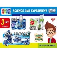 """Исследовательская лаборатория """"Science and Experiment"""" 3 в 1 YG Toys. 39072"""